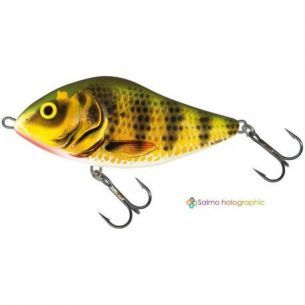 Vobler Salmo Slider SD6S HOP Holographic Perch 5cm 8.5g