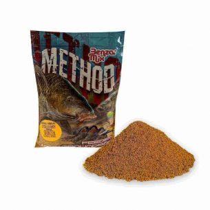 Nada Benzar Mix Method Pro Corn Black 800g