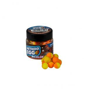 Method Egg Benzar Mix Ciocolata Portocala 6-8mm 30ml
