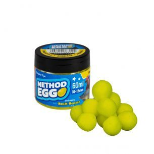 Method Egg Benzar Mix Ananas 10-12mm 60ml