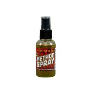 Method Feeder Spray Benzar 50ml Ciocolata Portocala Galben