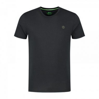 Tricou Korda Le Scalley Black Olive Print 2XL
