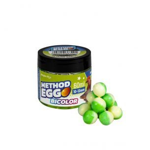 Method Egg Bicolor Benzar Mix Betaina Usturoi 10-12mm 60ml