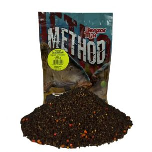 Groundbait Benzar Method Feeder Mix Rapid Squid-Octopus 800g
