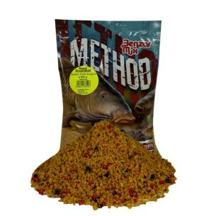 Groundbait Benzar Method Feeder Mix Rapid Peste-Scopex 800g
