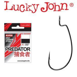 Carlige Offset Lucky John Carlig 350 nr. 5/0 5buc