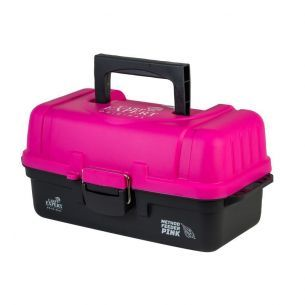 Cutie Pescuit Carp Expert Method Pink 38x18x17cm