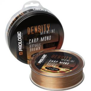 Fir Pentru Crap Prologic Density Carp Mono Brown 0.37mm 8.17kg 1000m