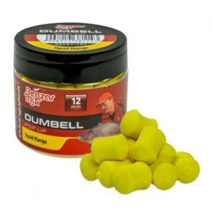 Pelete Carlig Benzar Dumbell 12mm Mango Squid 60ml