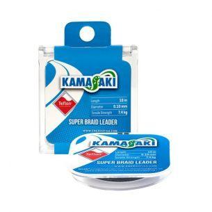 Fir Textil Feeder Forfac Kamasaki Dyneemax 0.10mm 10m 7.4kg