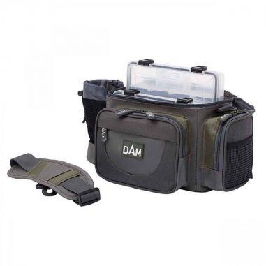 Geanta DAM Hip Shoulder Bag Medium 37x20x18cm 3 Cutii
