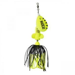 Madcat A-Static Screaming Spinner Fluo Yellow UV 65g