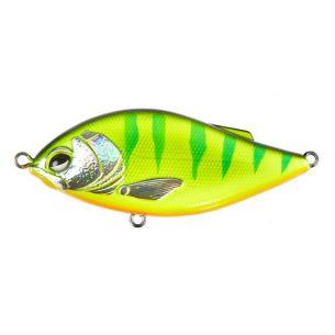 Vobler Stiuca Lucky John Arrow Jerk Sinking 018 8cm 23g
