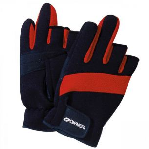 Manusi Owner Meshy Glove 3 Finger Cut M