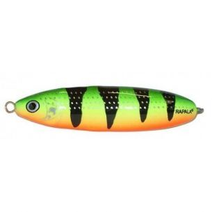 Oscilanta Antibradis Rapala Rattlin Minnow Spoon FT 6cm 10g