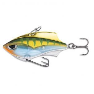 Cicada Rapala Rap-V Blade Yellow Perch 6cm 14g