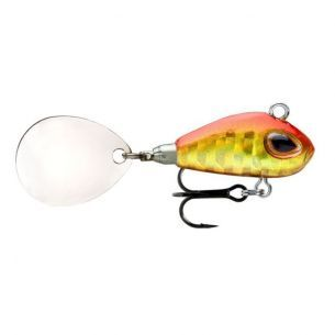 Spin Tail Storm Gomoku Spin Hologram Gold Red 5cm 10g