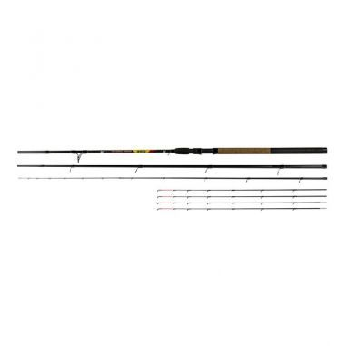 Lanseta Feeder Benzar Universal Feeder 3.90m 20-120g 5Varfuri