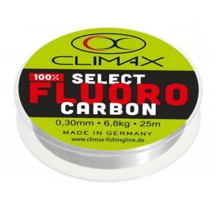 Fir Fluorocarbon Climax Select 0.53mm 25m 17.5kg