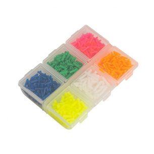 Set Varnis Pentru Plute Color 6 Dimensiuni in Cutie 9x6.5cm