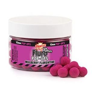 Pop-Ups Dynamite Baits Mulberry Florentine Fluro Pop-up 15mm