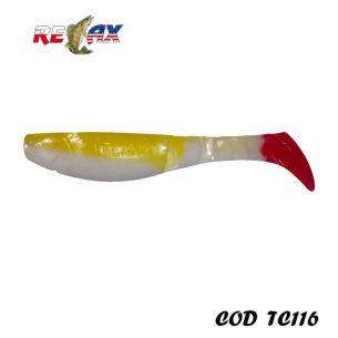 Shad Relax Kopyto 4L TriColor 116 10cm 14g 10buc