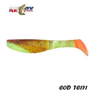 Shad Relax Kopyto 4L TriColor 171 10cm 14g 10buc