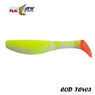 Shad Relax Kopyto 4L TriColor 403 10cm 14g 10buc