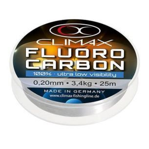Fir Fluorocarbon Climax Clear 0.35mm 50m 7.7kg