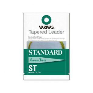 Varivas Tapered Leader Standard ST 6X 12ft 0.128mm-0.48mm