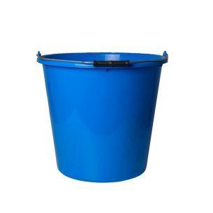 Galeata Plastic Albastra Energofish Agrar 20 Litri