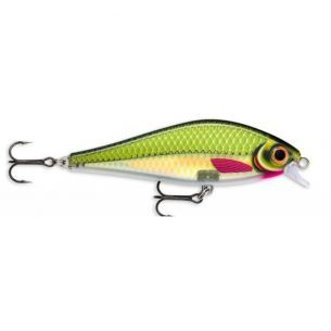 Vobler Rapala Super Shadow Rap Olive Green 11cm 38g