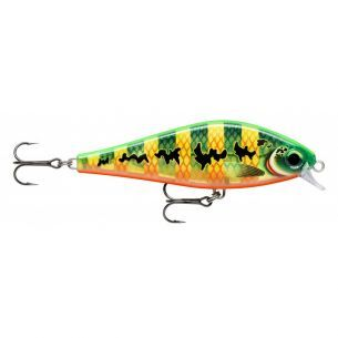 Vobler Rapala Super Shadow Rap Peacock Bass 11cm 38g
