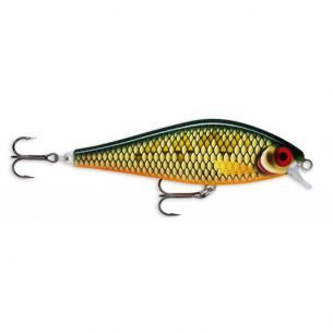 Vobler Rapala Super Shadow Rap Scaled Roach 11cm 38g