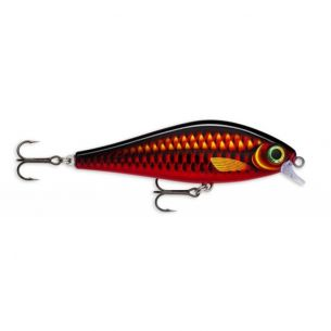 Vobler Rapala Super Shadow Rap Twilight Zone 11cm 38g