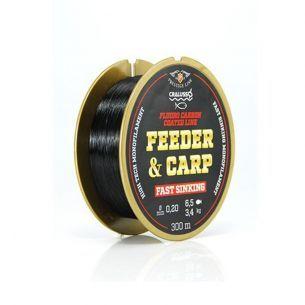 Fir Monofilament Cralusso Feeder&Carp 0.22mm 150m 5.1kg