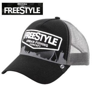 Sapca Spro Freestyle Trucker BK Font