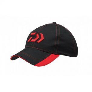Sapca Daiwa D-Vec Black'n'Red