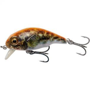 Vobler Savage Gear 3D Goby Crank SR UV Orange 4cm 3g