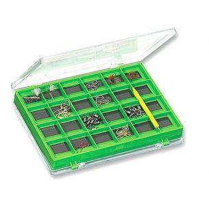 Cutie Magnetica Pentru Carlige Plus Penseta Jaxon 12x8x2cm