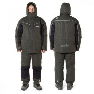 Costum De iarna Norfin Element Gray Geaca + Pantalon Piept S
