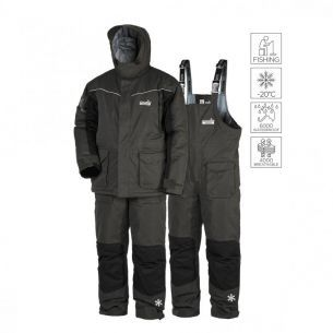 Costum De iarna Norfin Element Gray Geaca + Pantalon Piept XL