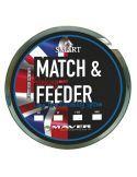 Fir Monofilament Maver Smart Match & Feeder Sinking 0.26mm 150m 7.25kg