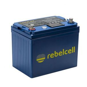 Acumulator Litiu Ion Rebelcell 12V/50Ah 5kg