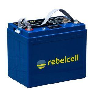 Acumulator Litiu Ion Rebelcell 12V/100Ah 10kg