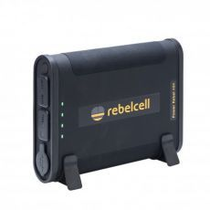Power Bank Rebelcell 48000mAh 2USB-A 1-USB-C Priza Auto12V