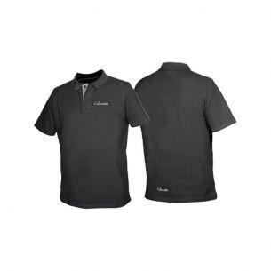 Tricou Polo Negru Gamakatsu L