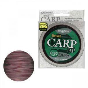 Fir Crap Owner Broad Carp SP Maro 0.28mm 300m 5.9kg