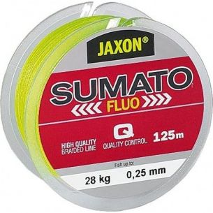 Fir Textil Jaxon Sumato Fluo 0.16mm 125m 17kg