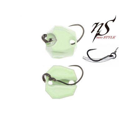 Oscilanta Neo Style Premium Super Green Glow 1.6g